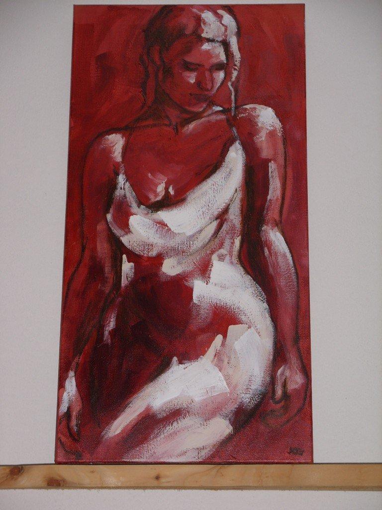 Personnages hcg29 for Peintures sur toile
